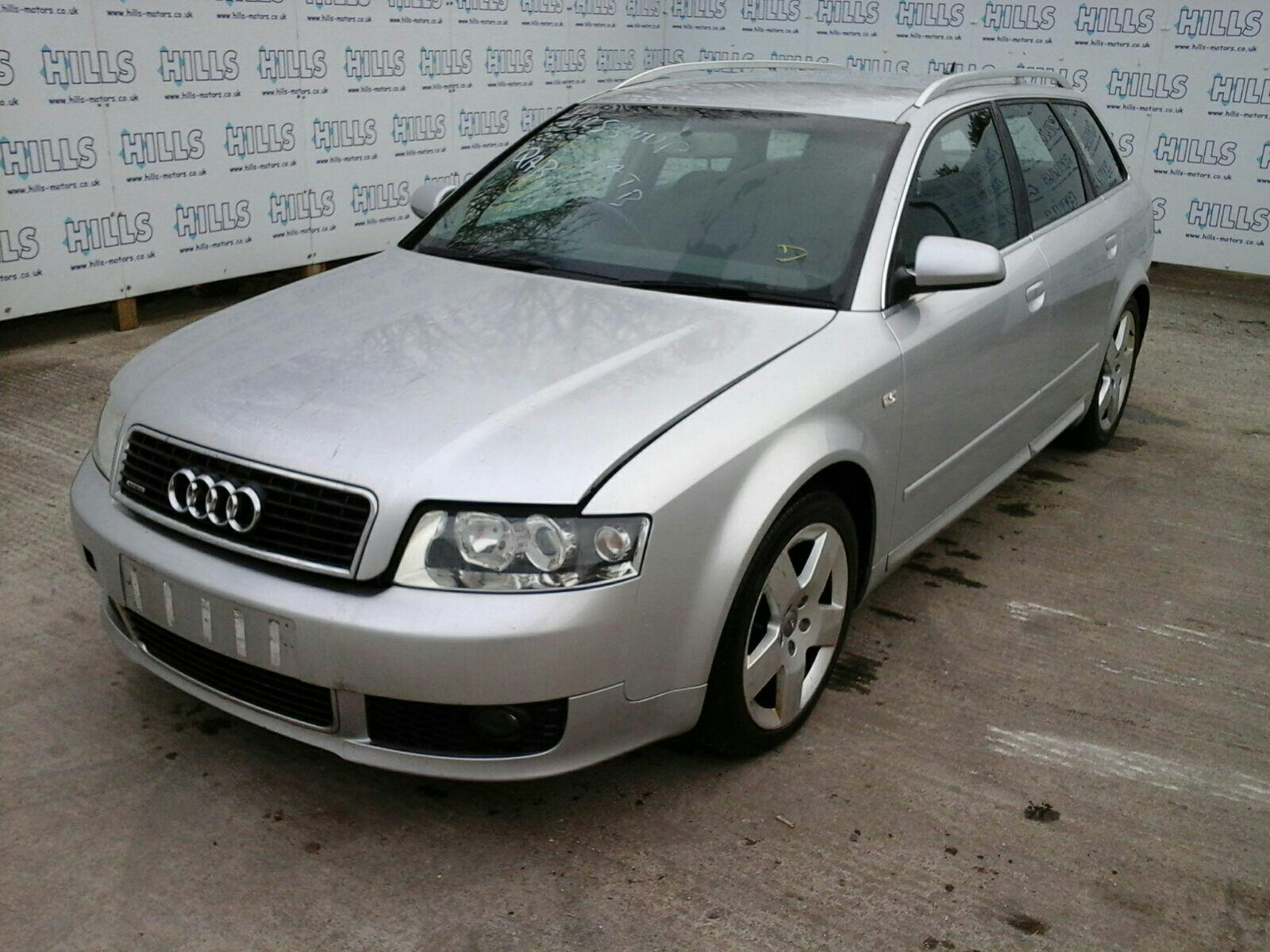 2004 audi a4 3 0 quattro sport b6 01 05 sat nav navigation. Black Bedroom Furniture Sets. Home Design Ideas