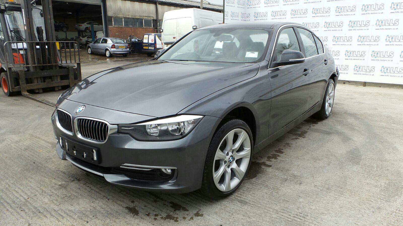 2014 bmw 320d saloon f30 front end assembly bumper bonnet wings headlights rads ebay. Black Bedroom Furniture Sets. Home Design Ideas