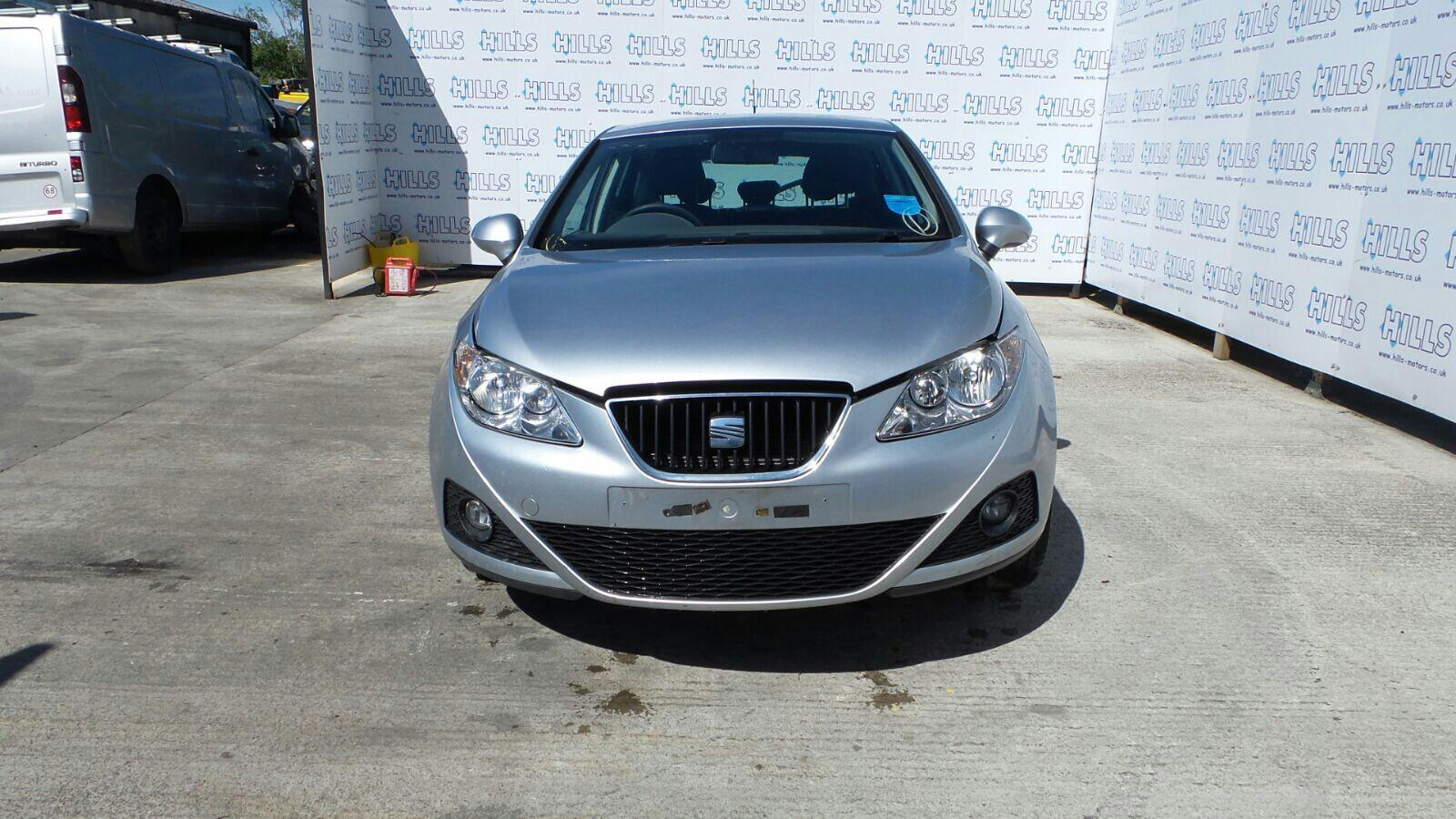 2011 seat ibiza 1 4 16v chill 6j cggb front end bonnet. Black Bedroom Furniture Sets. Home Design Ideas