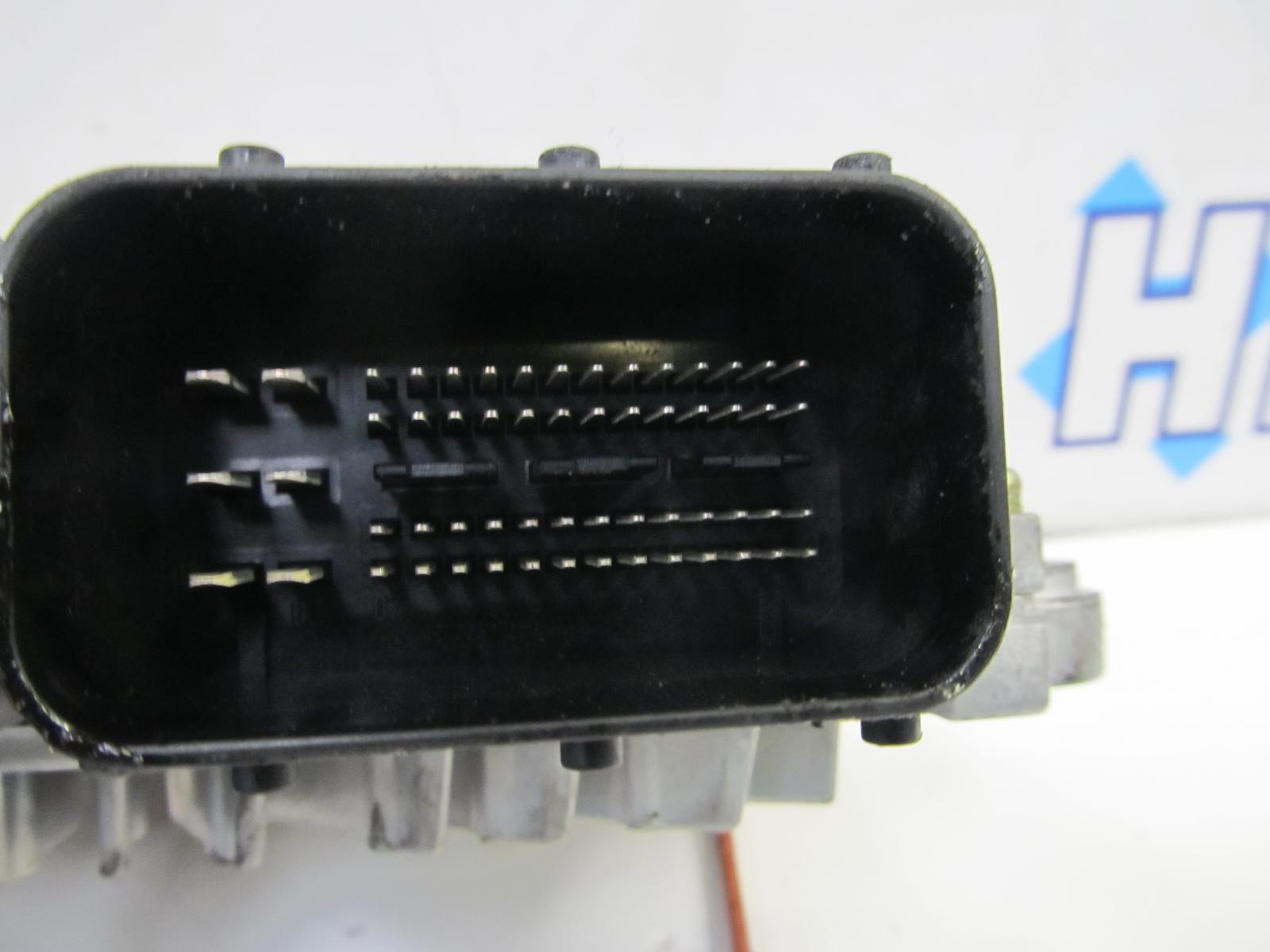 2004 VOLVO S40 2.4 PETROL ENGINE ECU 078700-9132 P30650677