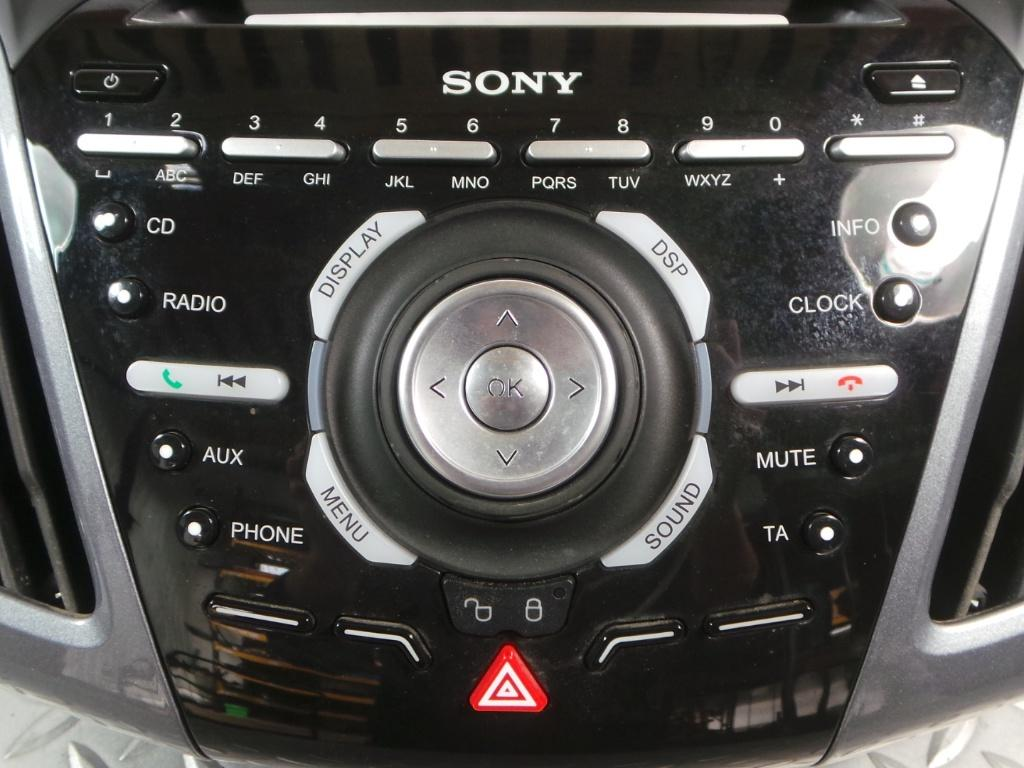ford focus mk4 2011 sony cd player head unit radio. Black Bedroom Furniture Sets. Home Design Ideas