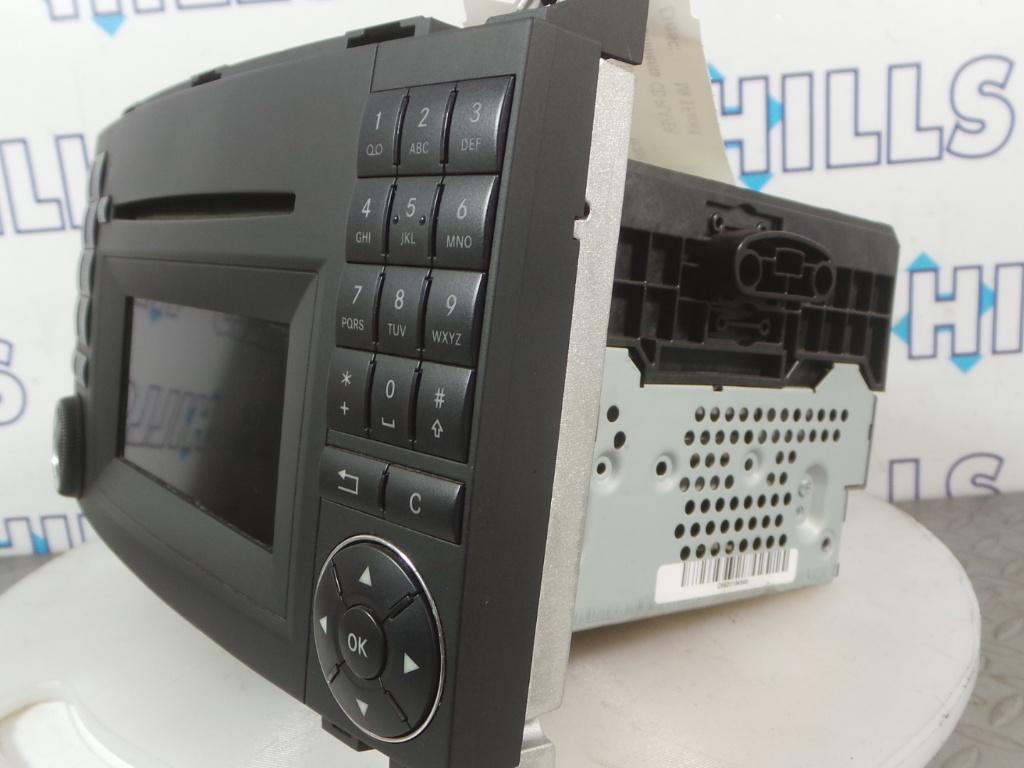 2011 mercedes sprinter a169 mf2830 a1699002000 cd player. Black Bedroom Furniture Sets. Home Design Ideas