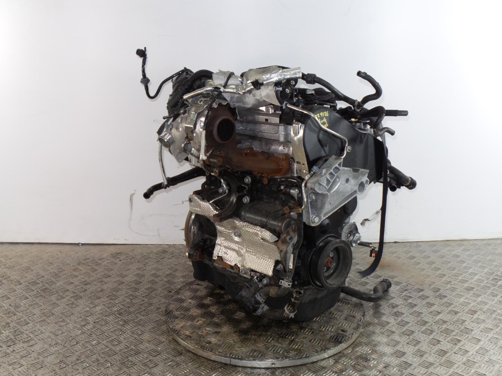 2013 VOLKSWAGEN GOLF 2 0 Diesel TDI CR Engine 04L100031 CRBC