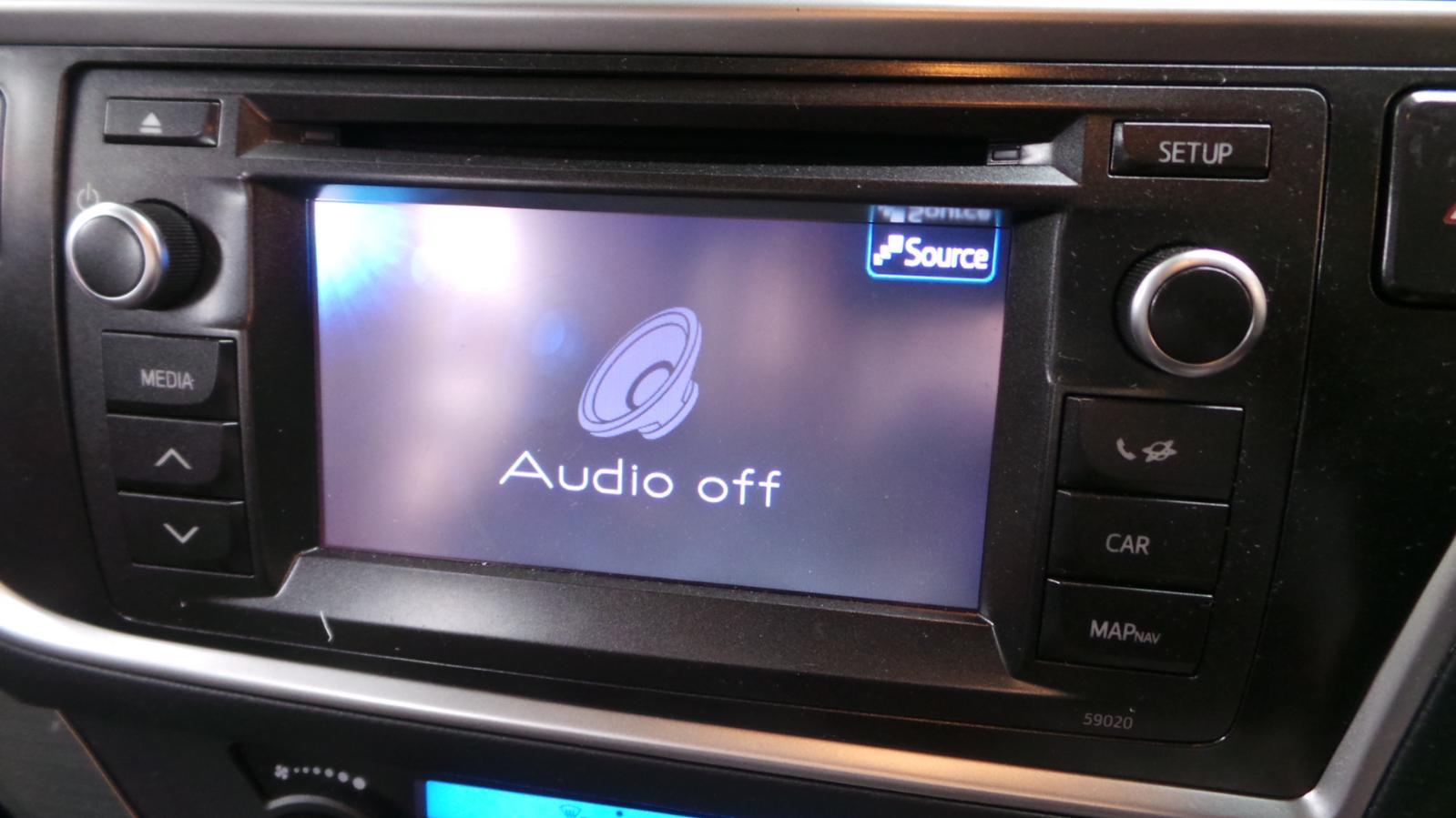 2013 Toyota Auris 2012 Sat Nav Radio Cd Player Head Unit