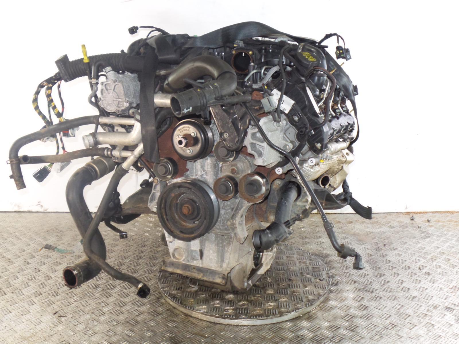 2008 Land Rover Range Rover L322 3 6 V8 Tdv8 Engine 368dt