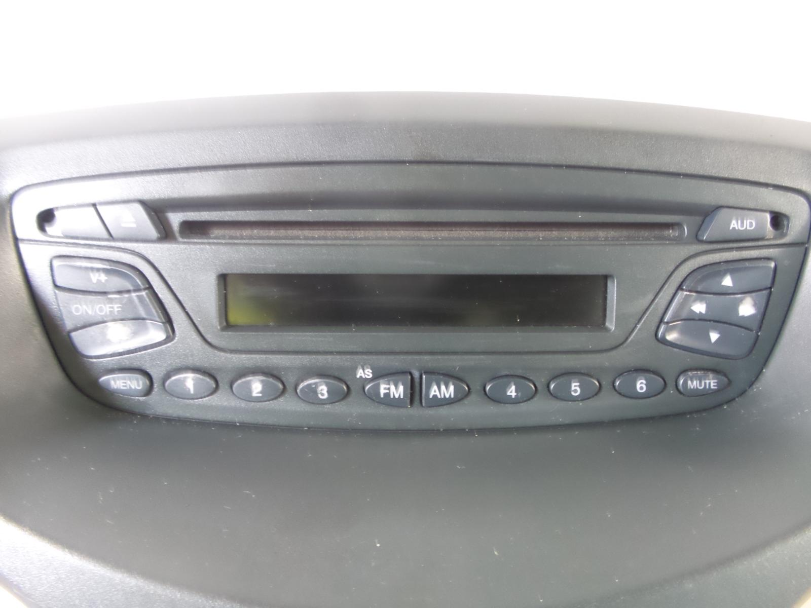 2010 ford ka mk2 cd player radio head unit code. Black Bedroom Furniture Sets. Home Design Ideas