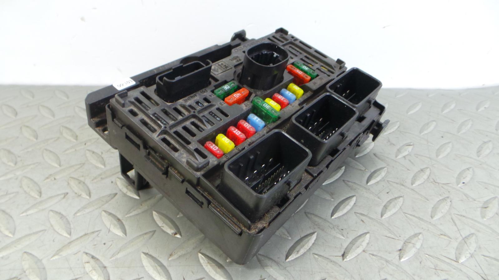 2005 PEUGEOT 407 2 0 Petrol ECU + BSI Kit Lock Set IAW 6LP1 54 058